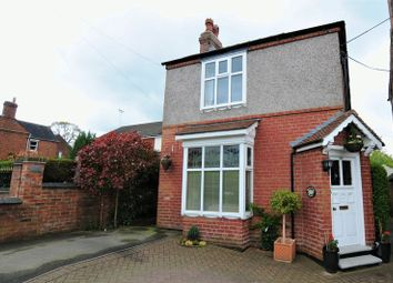 Thumbnail 3 bed cottage for sale in Ashbourne Road, Cheadle, Stoke-On-Trent