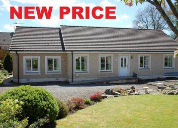 Thumbnail 4 bed detached bungalow for sale in The Warren, Haugh Road, Dalbeattie