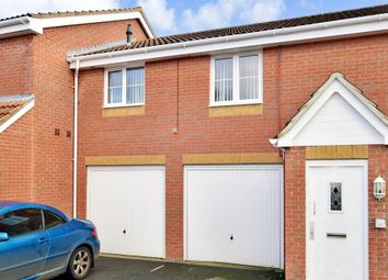 Thumbnail 1 bed flat for sale in Brickfield Close, Carisbrooke, Newport, Isle Of Wight