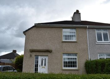 Thumbnail 3 bed semi-detached house for sale in 14 Park Street, Coatbridge