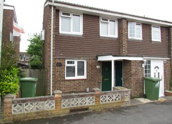 Thumbnail 3 bed semi-detached house for sale in St Annes Close, Cheshunt