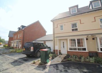 Thumbnail 4 bed property to rent in Percivale Close, Crawley