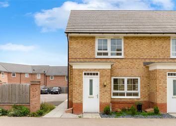 Thumbnail 2 bedroom end terrace house for sale in Restfil Way, Fernwood, Newark