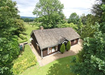 Thumbnail 3 bed detached bungalow for sale in Norwood Hill, Horley, Surrey