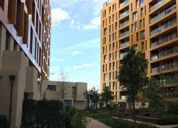 Thumbnail 1 bed flat for sale in Poldo House, Cable Walk, London