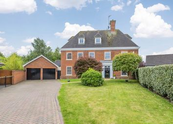 Thumbnail 4 bed detached house for sale in Edenbridge Close, Weston, Cheshire