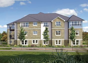 Thumbnail 2 bed flat for sale in The Courtyard, The Carlyle, Dunblane, Stirling