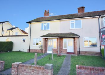 Thumbnail 2 bed terraced house for sale in Franklin Road, Aldeburgh
