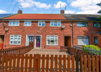 Thumbnail 3 bed terraced house for sale in Foxhill Close, Hull