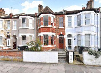 Thumbnail 5 bed terraced house for sale in Rutland Gardens, Harringay, London