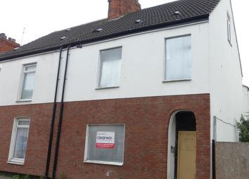 Thumbnail 3 bedroom end terrace house for sale in Wellsted Street, Hull