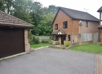 Thumbnail 4 bed detached house to rent in Heritage Park, Basingstoke