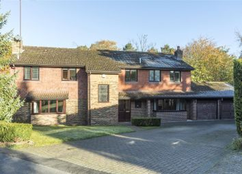 Thumbnail 6 bed detached house for sale in Beechwood Drive, Cobham, Surrey