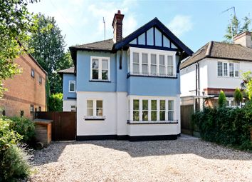 Thumbnail 4 bedroom detached house for sale in Rickmansworth Road, Watford, Hertfordshire