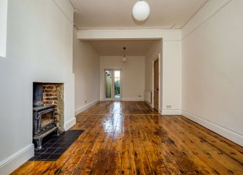 Thumbnail 3 bed terraced house to rent in Upper Hamilton Road, Brighton