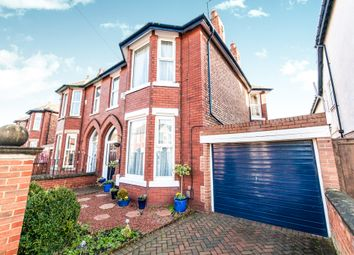 Thumbnail 4 bedroom semi-detached house for sale in Tunstall Avenue, Hartlepool