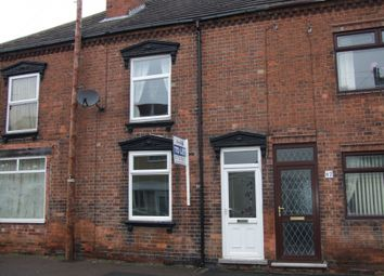 Thumbnail 2 bed town house to rent in High Street, Riddings, Derbyshire
