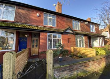 3 bed terraced house for sale in Winifred Road, Didsbury, Manchester M20