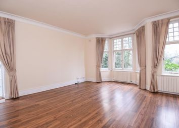 Thumbnail 3 bed flat to rent in East Heath Road, Hampstead NW3,