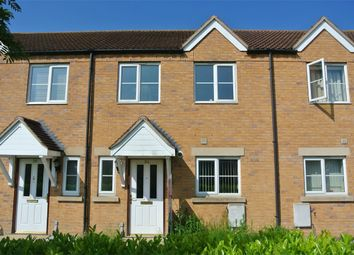 Thumbnail 2 bedroom terraced house for sale in Springbank Drive, Bourne, Lincolnshire