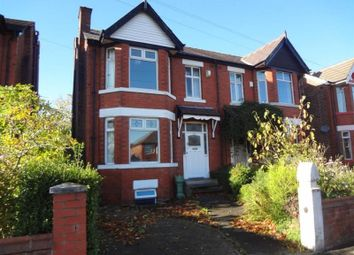 Thumbnail 4 bed semi-detached house to rent in Dialstone Lane, Stockport