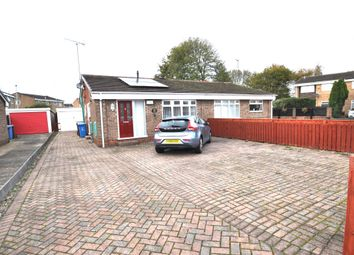 Thumbnail 2 bed terraced house for sale in Alloa Close, Beverley Road, Hull