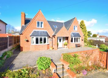 Thumbnail 4 bed detached house for sale in Manor Road, Ilkeston