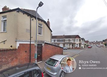 1 bed flat for sale in Brithdir Street, Cathays, Cardiff CF24