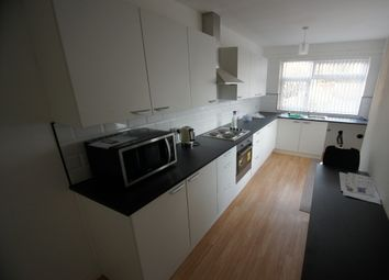 Thumbnail 4 bedroom terraced house to rent in Armstrong Avenue, Coventry