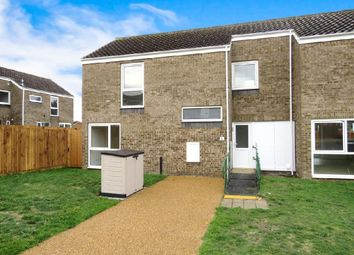 Thumbnail 3 bed end terrace house to rent in Yew Close, RAF Lakenheath, Brandon