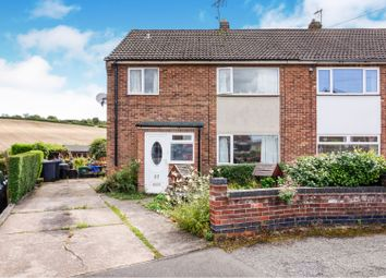 Thumbnail 4 bed semi-detached house for sale in Cromwell Crescent, Lambley