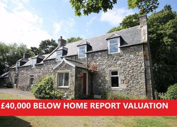 Thumbnail 5 bed detached house for sale in Birnie, Elgin
