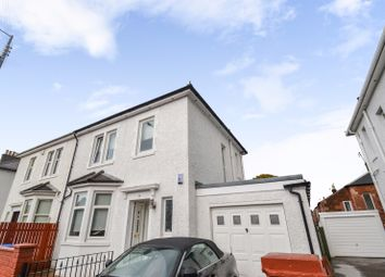 Thumbnail 3 bedroom semi-detached house for sale in Crookston Road, Crookston, Glasgow