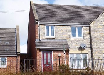 Thumbnail 3 bed terraced house for sale in Newtown Road, Huish Episcopi, Langport