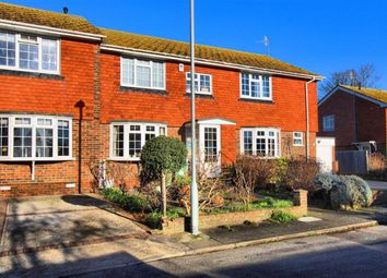 3 bed terraced house for sale in North Camp Lane, Seaford, East Sussex BN25
