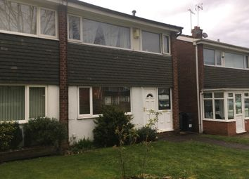 Thumbnail 3 bedroom semi-detached house for sale in Derry Close, Birmingham