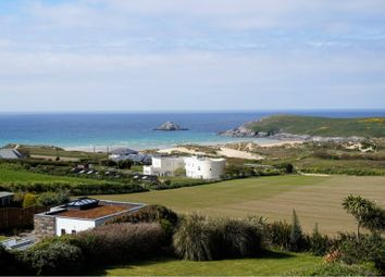 Thumbnail Land for sale in West Pentire Road, Crantock, Newquay