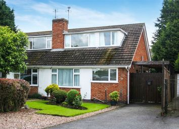 Thumbnail 3 bed semi-detached house for sale in Paterson Place, Shepshed, Loughborough, Leicestershire