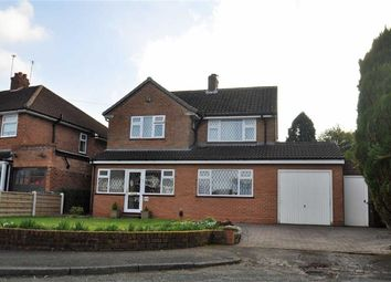 Thumbnail 3 bed detached house for sale in Derwent Road, Tettenhall, Wolverhampton