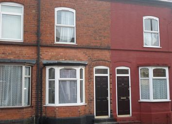 3 bed property to rent in Dora Street, Walsall WS2