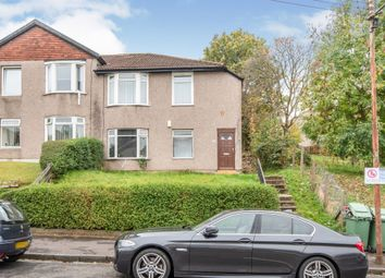 Thumbnail Flat for sale in Curtis Avenue, Glasgow