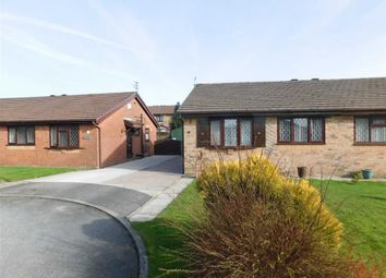 Thumbnail 2 bed semi-detached bungalow for sale in Redwood Drive, Bredbury, Stockport