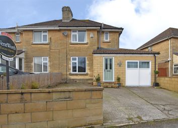 Thumbnail 3 bedroom semi-detached house for sale in The Hollow, Bath