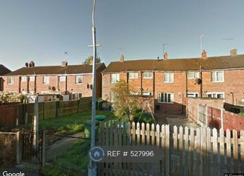Thumbnail 3 bed terraced house to rent in Field View, Wrexham