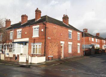 Thumbnail 2 bed terraced house for sale in Brogan Street, Fenton, Stoke-On-Trent