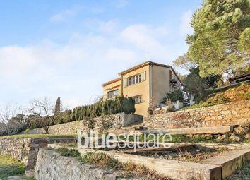 Thumbnail 4 bed property for sale in La Roquette-Sur-Siagne, Alpes-Maritimes, 06550, France