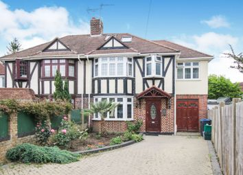 4 bed semi-detached house for sale in Westcoombe Avenue, London SW20