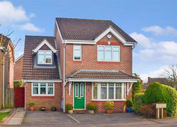 Thumbnail 3 bed detached house for sale in Kidd Road, Chichester, West Sussex