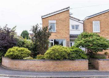 Thumbnail 3 bed end terrace house for sale in Fernwood Drive, Leek