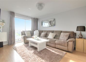 Thumbnail 2 bed flat for sale in Cosmopolitan Court, Enfield